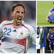 Chez les Bleus, Ribéry n'a jamais retrouvé son paradis perdu