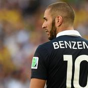 Karim Benzema Equipe de France Coupe du monde