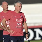 Didier Deschamps Equipe de France Coupe du monde 2014