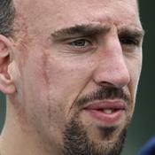 Ribéry: «Je ne voulais pas me faire injecter de la cortisone»