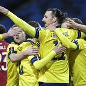 «Carl XVII Guztaf»: Zlatan se couronne roi de Suède après son retour victorieux