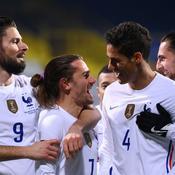 Sauvés par Lloris et libérés par Griezmann, les Bleus dominent la Bosnie