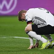 Enorme couac pour l'Allemagne qui s'incline à domicile contre la Macédoine du Nord
