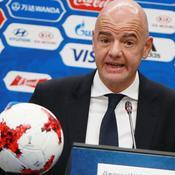 Fifa : Gianni Infantino rêve d'un Mondial à 48 équipes et 16 groupes