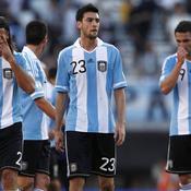 L'Argentine piétine encore