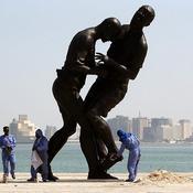Le «Coup de tête» de Zidane trône à Doha