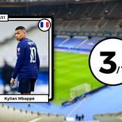 Les notes des Bleus après France-Ukraine : Griezmann surnage, Mbappé et Giroud fantomatiques