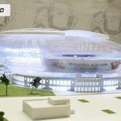 Les stades russes pour 2018
