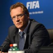 Valcke : «Le Mondial n'aura pas lieu l'été»