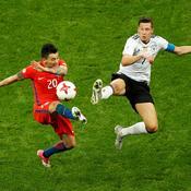 Le Chili tient tête à l'Allemagne et le suspense reste entier dans ce groupe B
