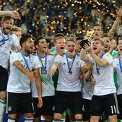 Bousculée par le Chili, l'Allemagne remporte la Coupe des confédérations