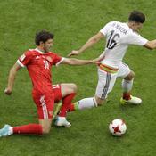 Coupe des confédérations : Mexique-Russie en direct
