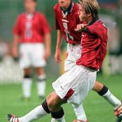 26 juin 1998 : un bijou de David Beckham et l'Angleterre file en 8es