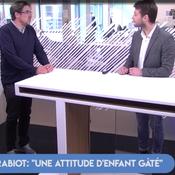 Adrien Rabiot a une «attitude d'enfant gâté»