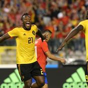 Avant de partir en Russie, la Belgique régale face au Costa Rica