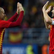 L'Espagne fait le plein de confiance face au Costa Rica