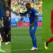 Argentine, Brésil, Allemagne: les «grands» sous tension
