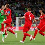 Aux tirs au but, l'Angleterre élimine la Colombie et file en quarts