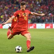 Belgique et Portugal dos à dos et têtes basses