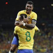 Le Brésil foudroie l'Argentine
