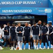 Coupe du monde 2018 : avant l'Uruguay, la popularité des Bleus est au sommet