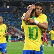Coupe du monde 2018 : brillant face à la Serbie, le Brésil monte en puissance