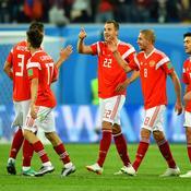 Coupe du monde 2018 : En battant l'Égypte, la Russie entrevoit les huitièmes de finale