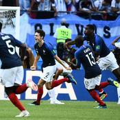 Coupe du monde 2018 : Revivez France-Argentine