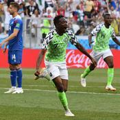 Coupe du monde 2018 : Revivez Nigeria-Islande