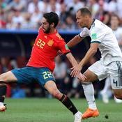 Coupe du monde 2018 : l'Espagne a réussi 1029 passes face à la Russie, un record