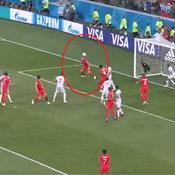 Coupe du monde 2018 : Le doublé de Kane et le résumé de Tunisie-Angleterre en vidéo