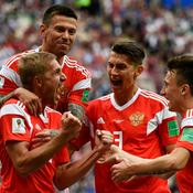 Coupe du monde 2018 : la Russie cartonne pour son entrée dans le Mondial