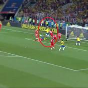 Coupe du monde 2018 : Le but du break de Thiago Silva en vidéo