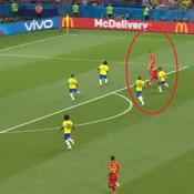 Coupe du monde 2018 : les buts de la victoire belge face au Brésil en vidéo