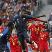 Coupe du monde 2018 : le but d'Umtiti et le résumé de France-Belgique en vidéo