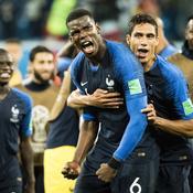 France-Croatie: Les Bleus à la conquête du monde