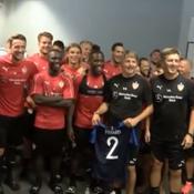 Coupe du monde 2018 : les joueurs de Stuttgart chantent l'hymne en l'honneur de Pavard ! (vidéo)