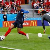 France-Pérou : le but de Mbappé et le résumé en vidéo
