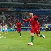 Coupe du monde 2018: Ronaldo tient tête à l'Espagne
