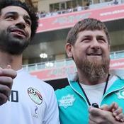 Coupe du monde 2018 : Salah-Kadyrov, la poignée de main polémique