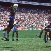 Diego Maradona/Peter Shilton