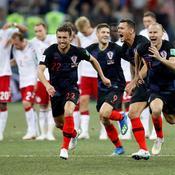 Coupe du monde 2018 : poussive, la Croatie vient à bout du Danemark aux tirs au but