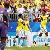Coupe du monde 2018 : la Colombie première, le Sénégal éliminé... au nombre de cartons jaunes