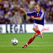 Danemark-France : Quand Zidane réussissait l'un de ses plus beaux gestes sur un terrain
