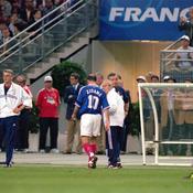 Zidane sur son rouge en 98 : «Ce geste, quand j'écrase le joueur, je ne suis pas fier»