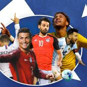 Coupe du monde 2018 : Dribbles, passes, buts... le match des stars