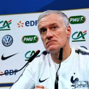 Deschamps : «Pas de stress mais de l'excitation»