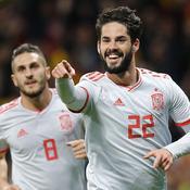 Etincelant avec l'Espagne, Isco regrette de ne pas «avoir la confiance de Zidane»