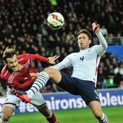 Danemark-France: le doublé de Giroud