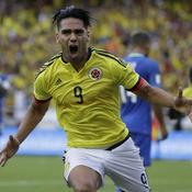 Mondial 2018 : Falcao stoppe Neymar et les Brésiliens, la Colombie se rapproche de la Russie